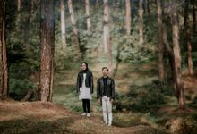 couple season gita & dede by akar photography