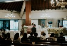 the wedding of edgar & brigita by akar photography