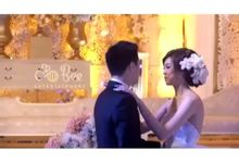 Michael & Vina Wedding by Bee Entertainment