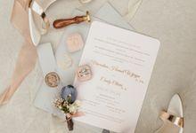 Wedding Kim & Cindy by Luciole Photography