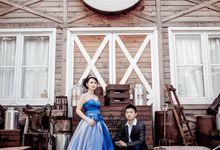 Photo Prewedding by Xin-Ai Bride