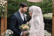 Wedding Farhad and Hamidah by Imagenic
