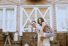 Pre-weds Tiwi-Rizky by SixtySix
