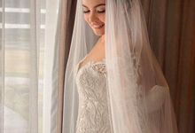 Adriann And Joanne Wedding by Tin Doroteo Beauty/Bridal Makeup