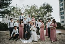 Ethan & Christin Wedding Day by RYM.Photography