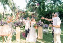 Ryan & Jorgie by Astagina Resort Villa & Spa Bali