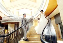 The Wedding of Ivan & Indah by Tati Photo