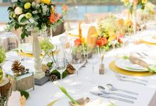 Infinity Table Set Wedding by Holiday Inn Jakarta Kemayoran