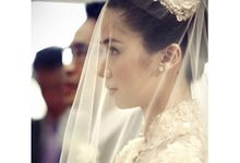 Beautiful Bride by DONNY LIEM The Make Up Art