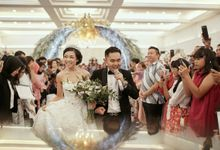 Compilation of Wedding Entrance by  Menara Mandiri by IKK Wedding (ex. Plaza Bapindo)