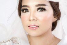 Wedding ms kinan  by Sandra Bridal and Makeup Academy