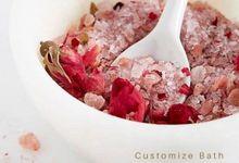 Bath Salt for Wedding Souvenir or Hampers by Kokubyme