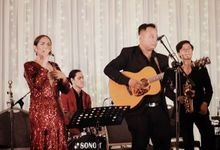 Wedding Reception by Kalea Entertainment