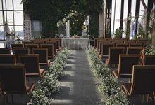 Wedding Natalia & Yudith by Gempita Deco