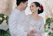 ABEL & RAY RAFI WEDDING by Seserahan Indonesia
