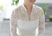 Wedding | Linawaty & Eric by Felicia Sarwono Makeup Art