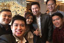 MC Sangjit Fairmont Hotel Jakarta - MC Anthony Stevven by Anthony Stevven