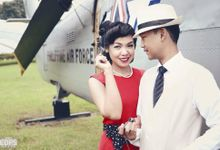 LLOYD and Fatima Engagement shoot by Nadine Rayo Hair and Makeup Artistry