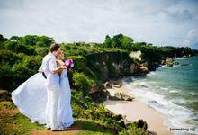 Tegal Wangi Cliff Wedding by BaliWedding