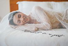 The wedding of Verina and Ivan by Sorelle Robes