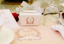 Victor & Fenny's Wedding by Handkerchief