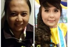 Graduation Make Up by Meli Soe Make Up Artist