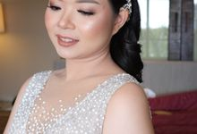THE BRIDE RITA by Sheila Kho Makeup