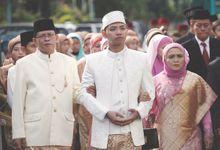Rizka & Miftah Wedding Ceremony by dulkimsofotografi