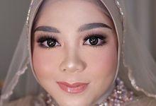 Modern brides by Devina Kristianti makeup artistry