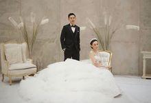 Rainer & Calvina Wedding by Tommy Pancamurti