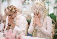 ERBI & ZAHRA WEDDING by Seserahan Indonesia