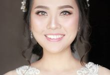 The Wedding Of Andrew & Christina by AngelineThresdy Makeup Artist