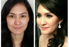 Before After 2 by siska make up artist