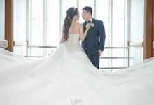 The Wedding Of Andy & Ivana by ID Organizer
