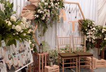 Intimate Wedding (Tuffa & Aldi) by MAKNA PROJECT