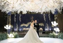 Jakarta wedding - Jhony & Susan by Avena Photograph