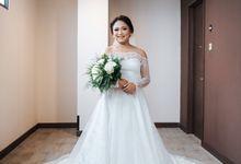 The Wedding of Grace by Espoir Studio