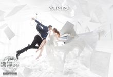 Levitation Photography by Valentino Bridal Cafe