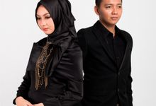 PREWEDDING JUNISA & RIFKY by STUDIO8