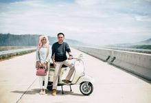 PREWEDDING OF ANYA & YASIR by STUDIO8