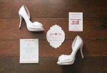 WEDDING |  Reden & Regel at Fernwood Gardens by Honeycomb PhotoCinema