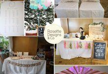 Making Dreams Come True by Rosette Designs & Co