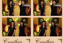 Wedding of C & C by lolphotobooth.co