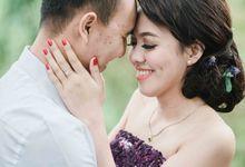 A suuny Della & Rajief Prewedding by StayBright