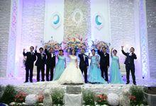 The Wedding of Jimmy & Katarina - 7th May 2016 by La Fayette Entertainment & Organizer