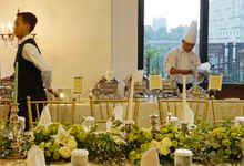 The art of food by Umara Catering