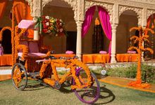 wedding at jaisalmer by Yesha Weddings Destination Wedding Planner