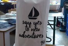 Say Yes to New Adventures by Chuaro Trading