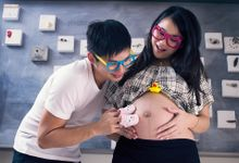 Innes Pregnancy Portrait by Kleio Photography