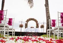 Villa Wedding by Bali Divine Wedding